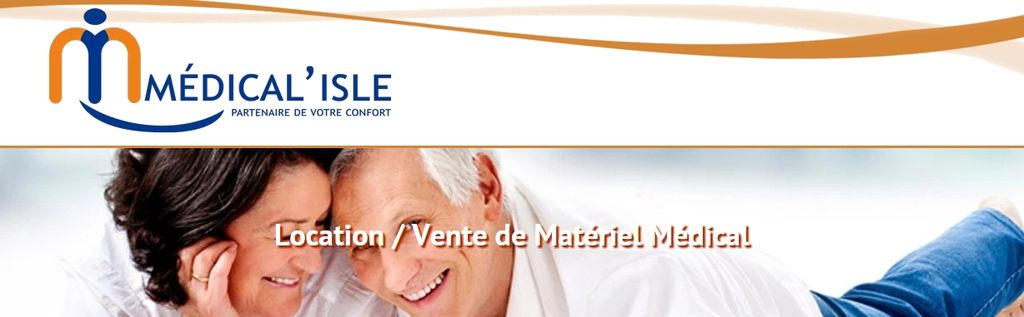 Franchise Medical'Isle magasins