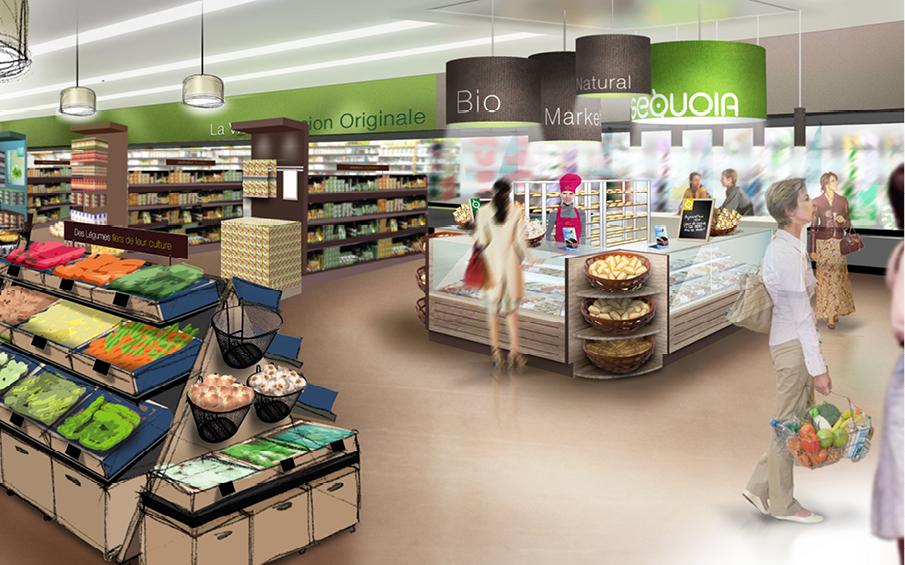 3 franchises pour ouvrir un magasin bio - Magasin bio valenciennes ...